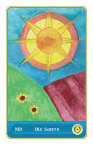 Glueck - die Sonne