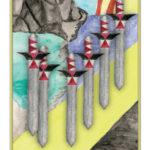 Sechs der Schwerter