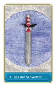 Schwerter - Ass